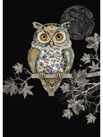 Bug Art Decorative Owl