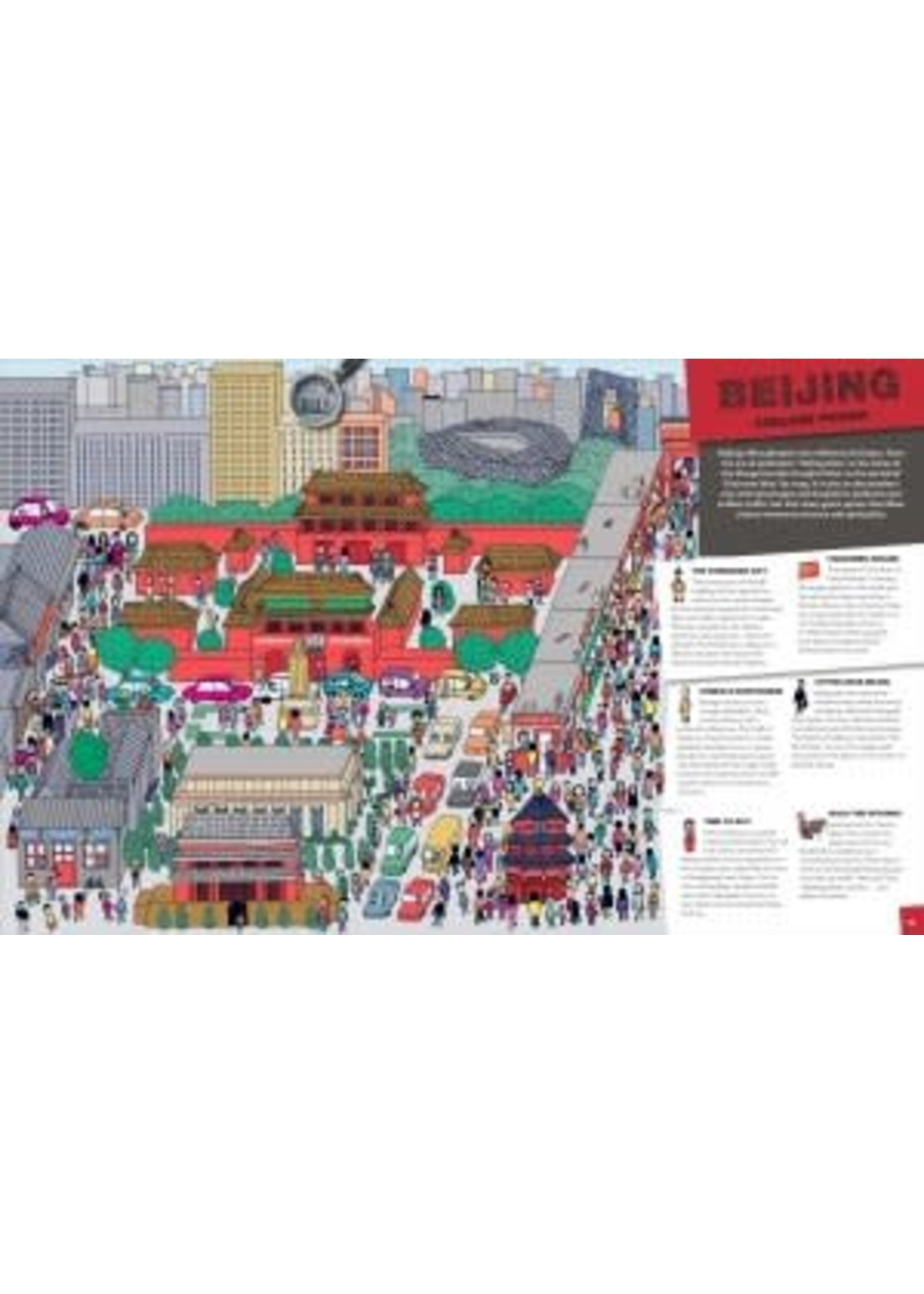 Peter Pauper Press Seek & Find: Around the World