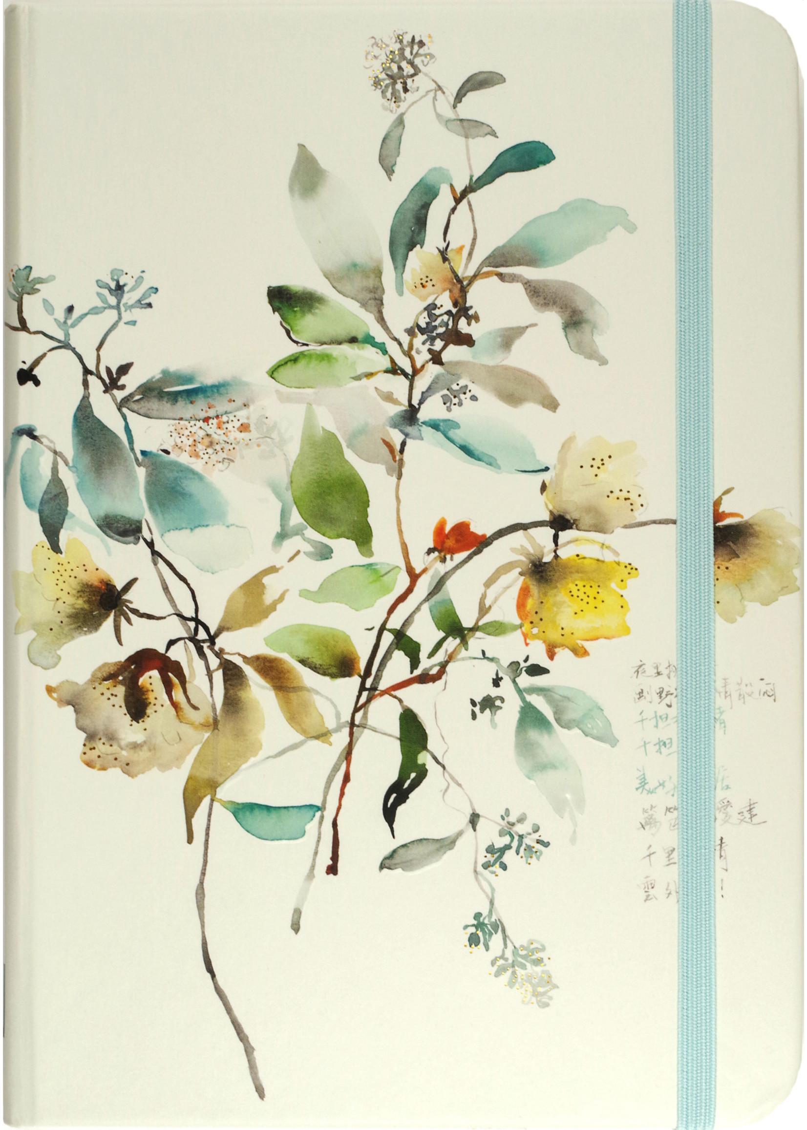 Peter Pauper Press Asian Botanical Small Journal