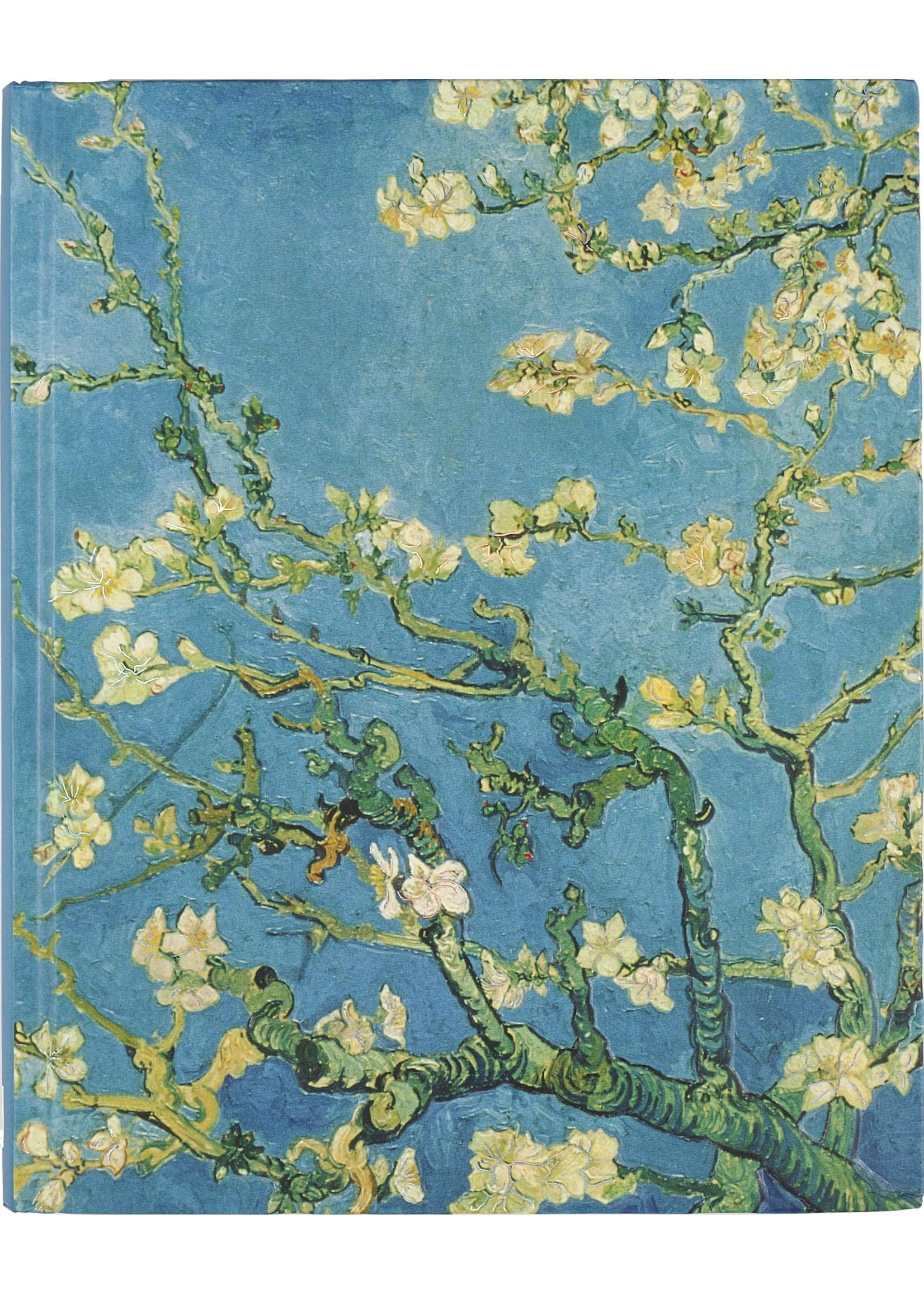 Peter Pauper Press Oversize Journal: Almond Blossom