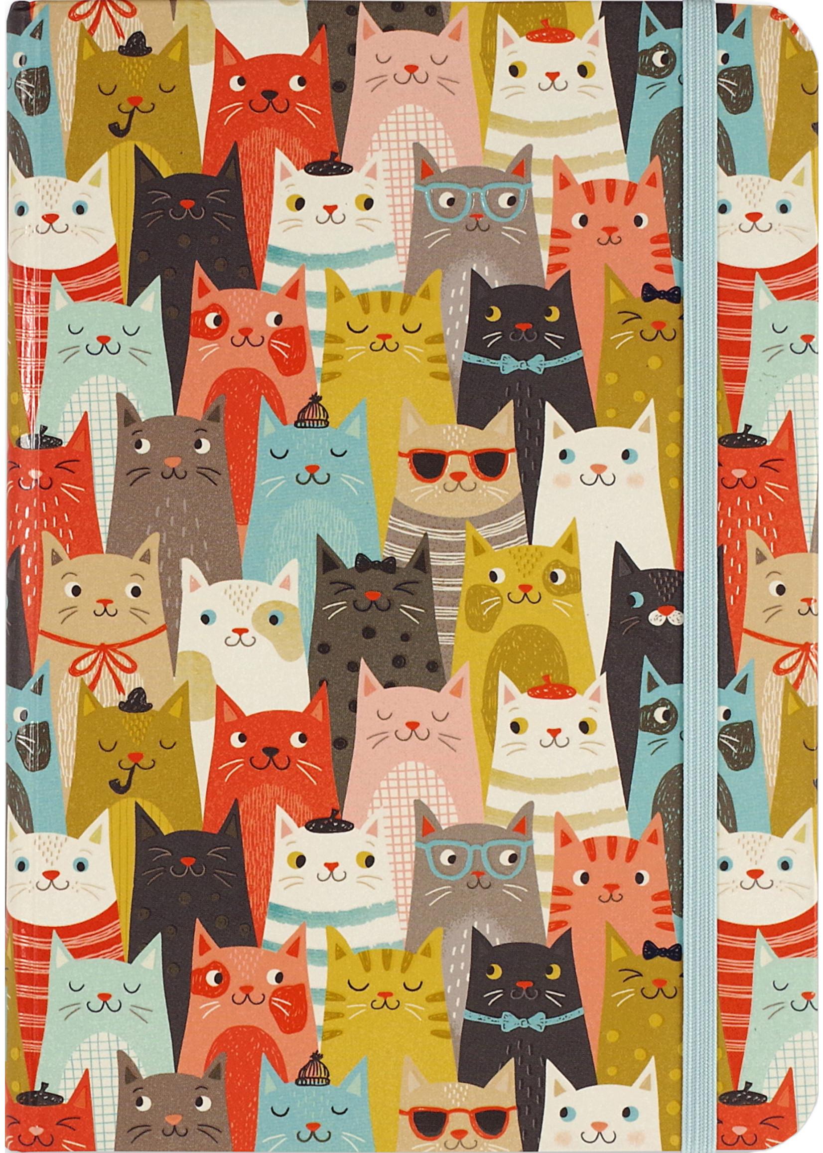 Peter Pauper Press Cats Small Journal