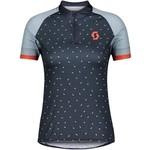 Scott SCO Shirt W's Endurance 30 s/sl mi bl/gl blu EU S