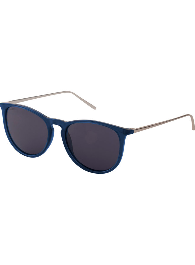 Sunglasses Vanille Silver Plated Blue - 752116208