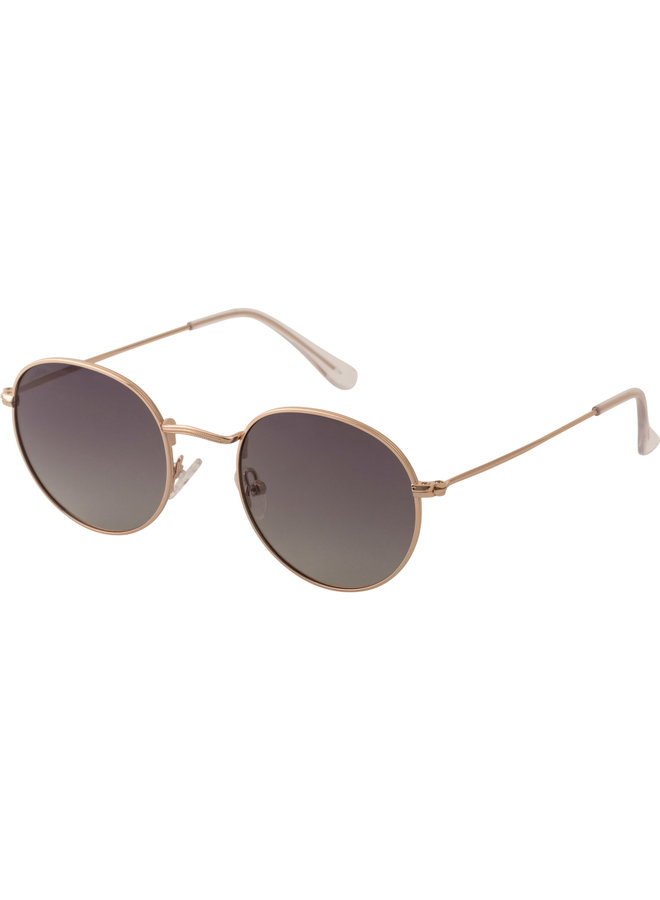Sunglasses Pine Gold Plated Grey - 752112121
