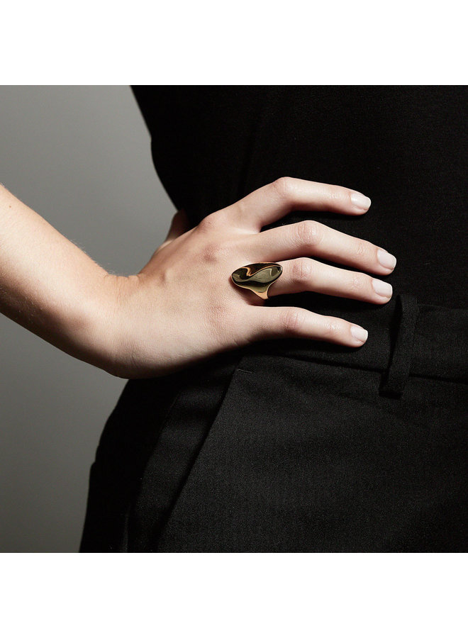 Ring Mabelle Gold Plated - 622036004