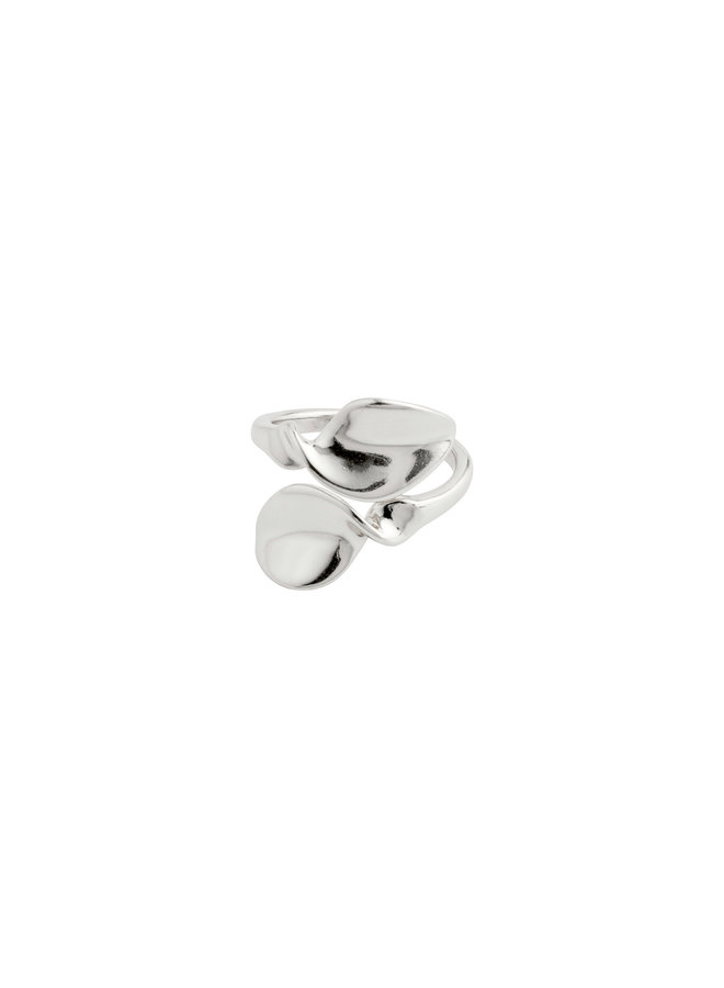 Ring Hollis Silver Plated - 632036014