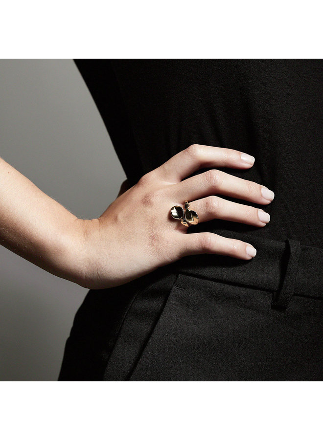 Ring Hollis Gold Plated - 632032014