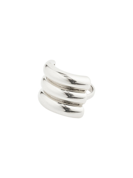 Pilgrim Ring Heritage Silver Plated - 112116004