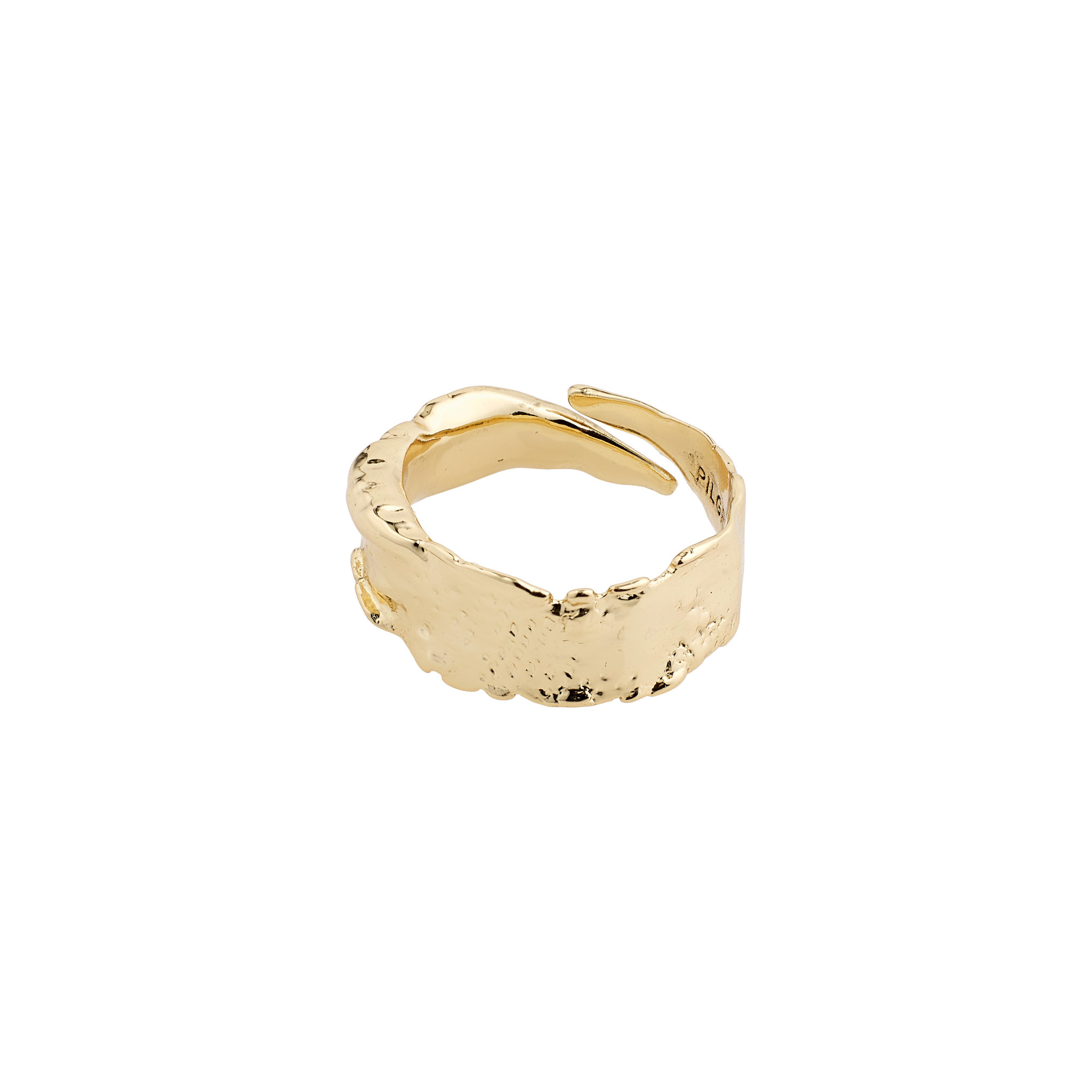 Pilgrim Ring Bathilda Gold Plated - 612112004