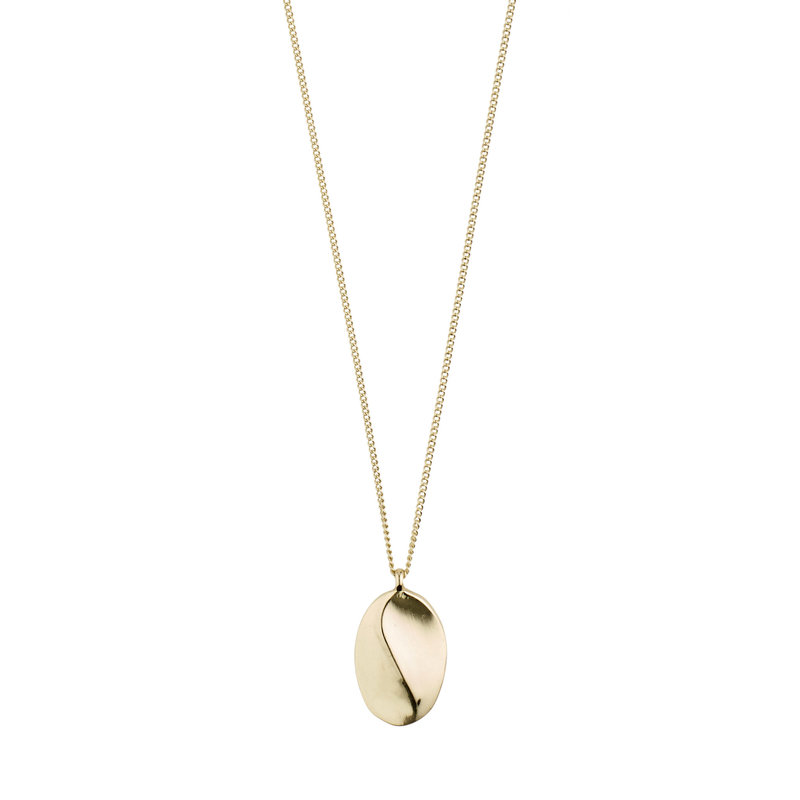 Pilgrim Necklace Mabelle Gold Plated - 622032001