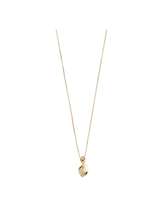 Necklace Hollis Gold Plated - 632032011