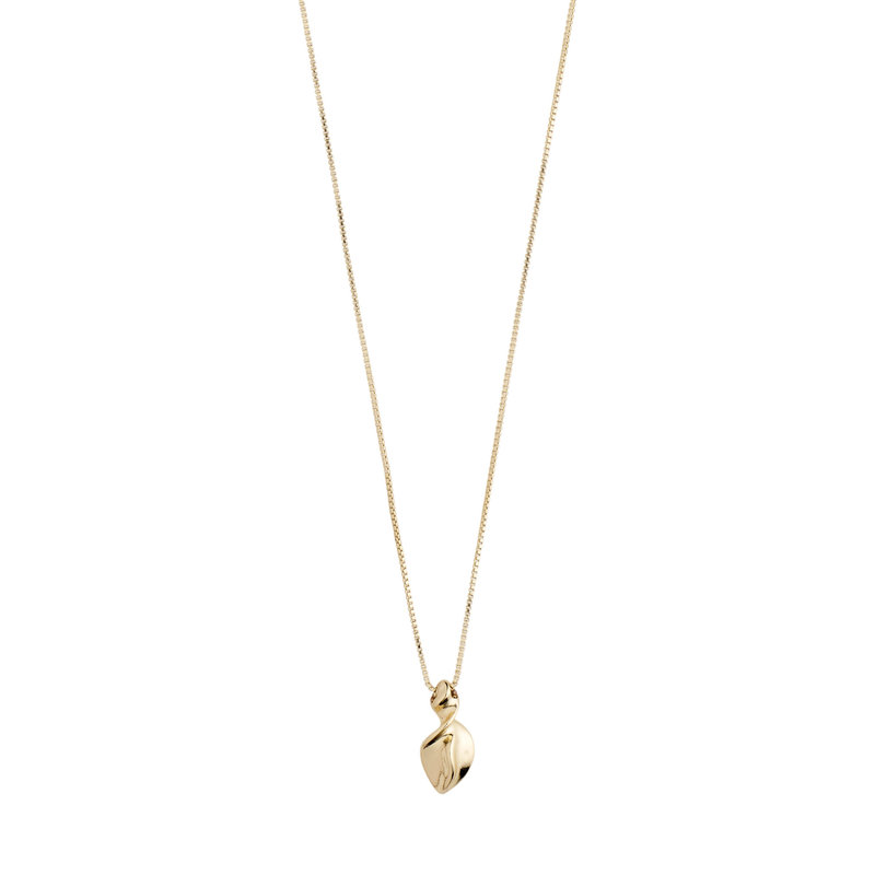Pilgrim Necklace Hollis Gold Plated - 632032011