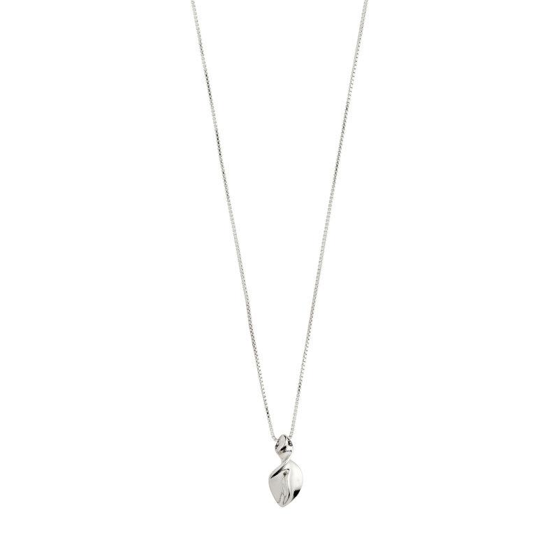 Pilgrim Necklace Hollis Silver Plated - 632036011