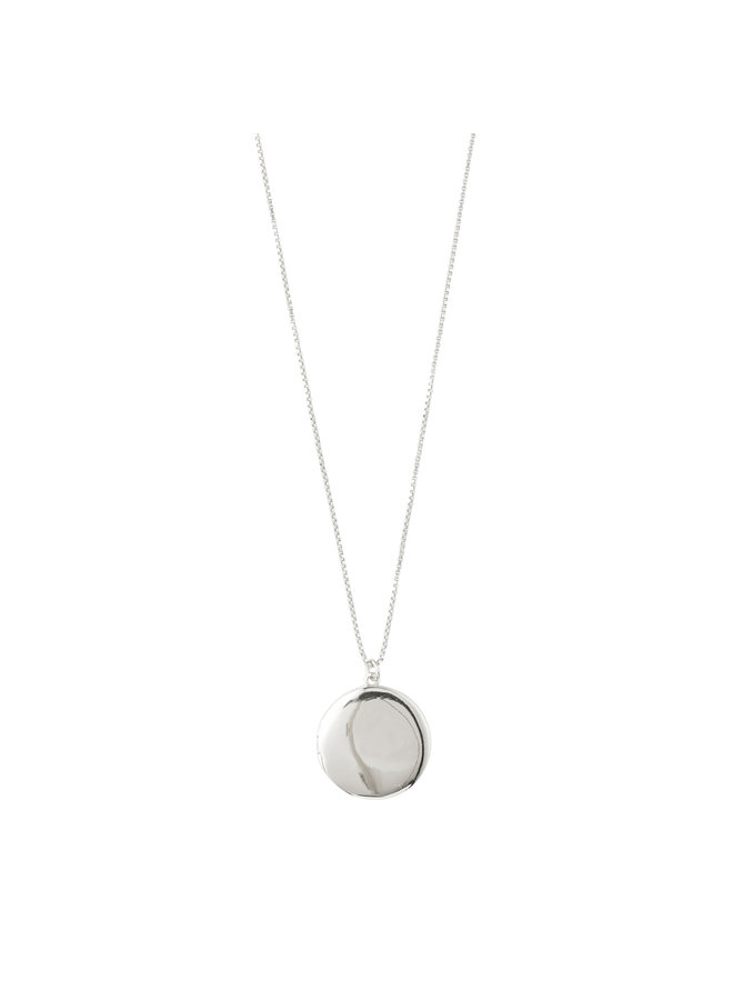 Necklace Compassion Silver Plated - 142046011