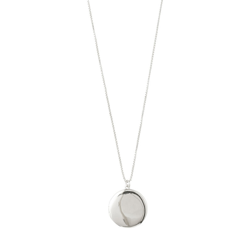 Pilgrim Necklace Compassion Silver Plated - 142046011