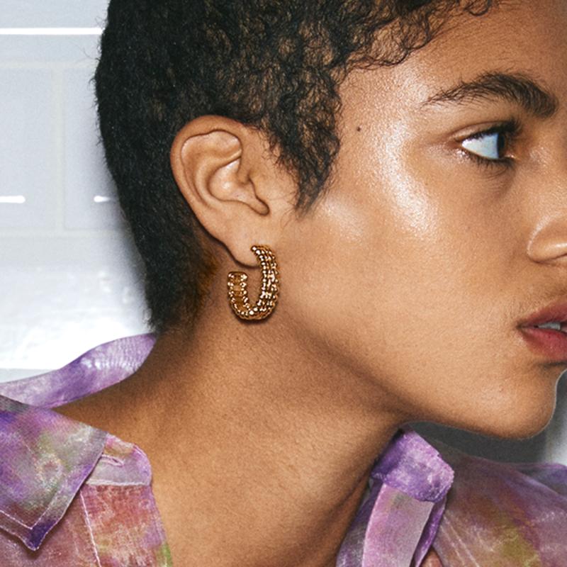 Pilgrim Earrings Tasha Gold Plated - 262042033
