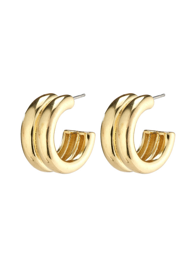 Earrings Heritage Gold Plated - 112112003