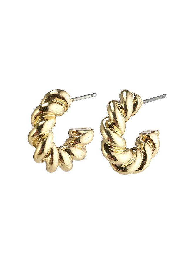 Earrings Gabrina Gold Plated - 262112033
