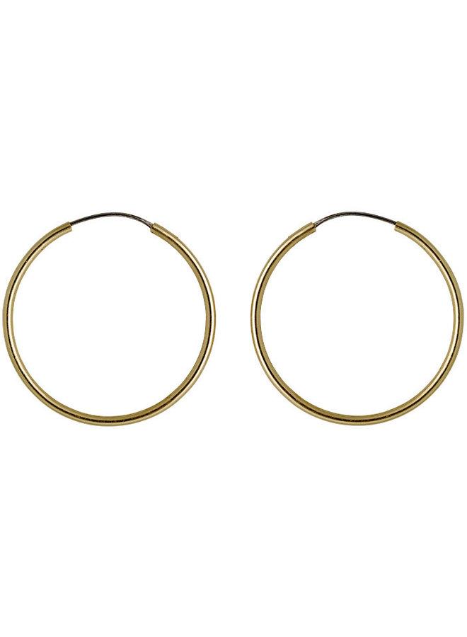 Earring Sanne Silver Plated - 631716063