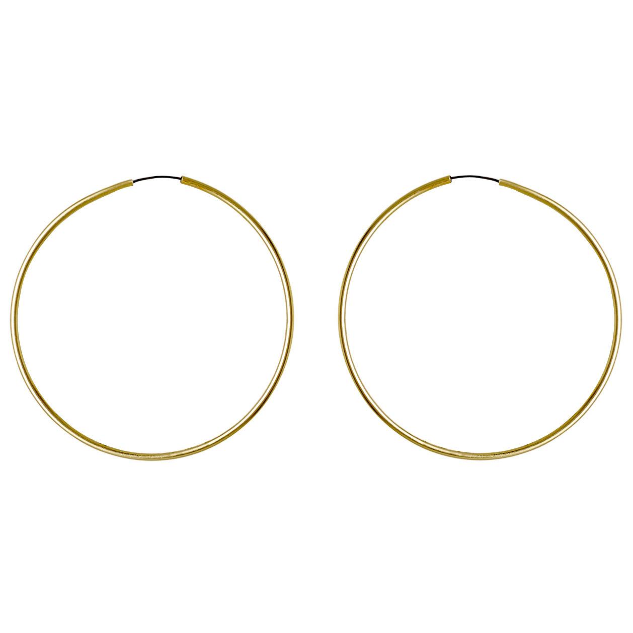 Pilgrim Earring Sanne Gold Plated - 631712083