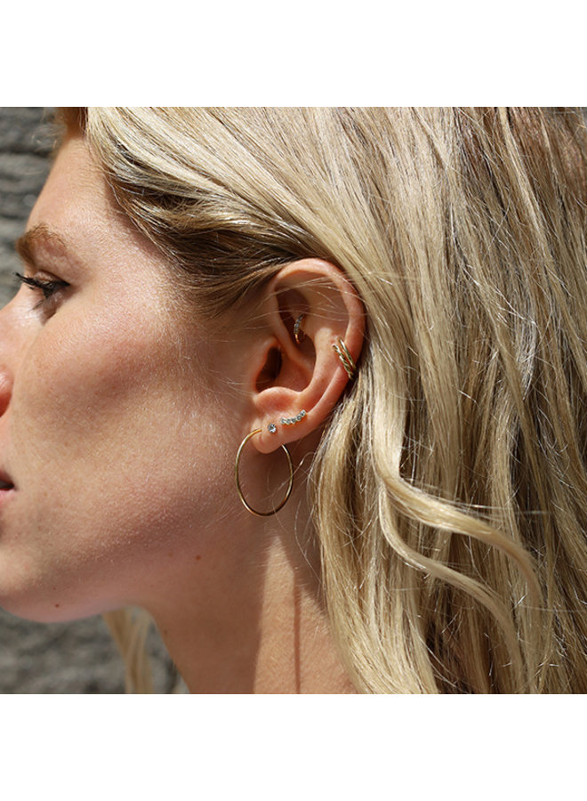 Earring Sanne Gold Plated - 631712063