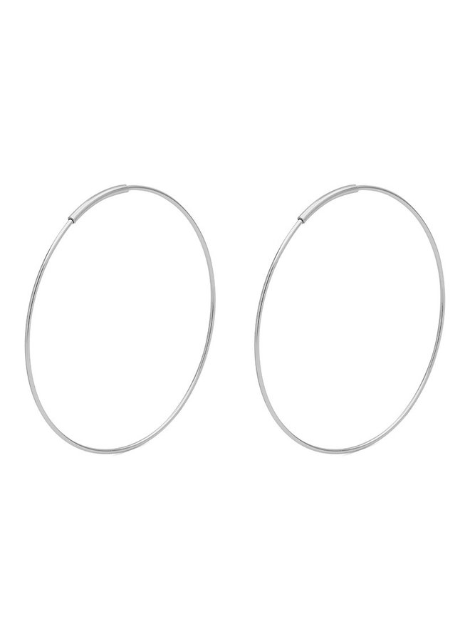 Earring Raquel Silver Plated - 621836003