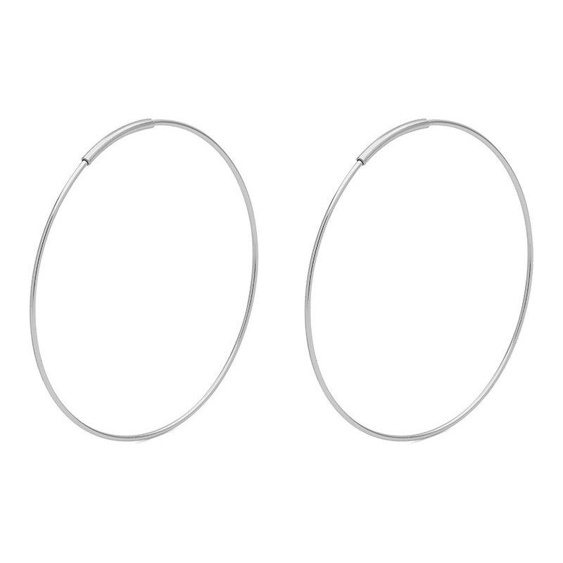 Pilgrim Earring Raquel Silver Plated - 621836003