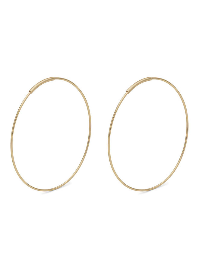 Earring Raquel Gold Plated - 621832003