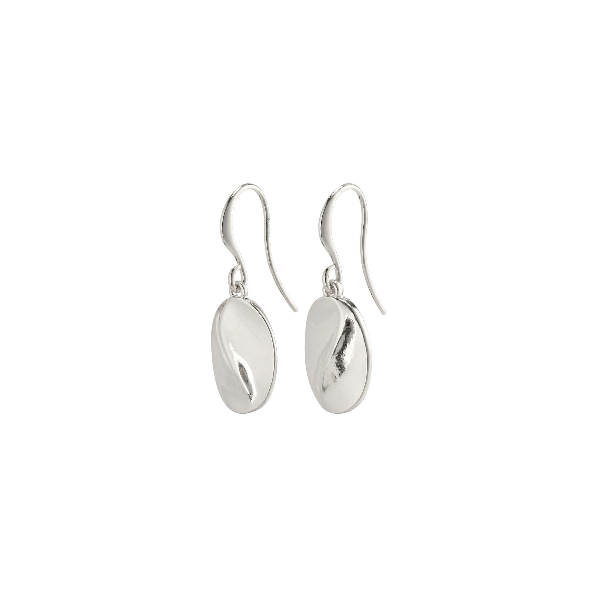 Pilgrim Earring Mabelle Silver Plated - 622036003