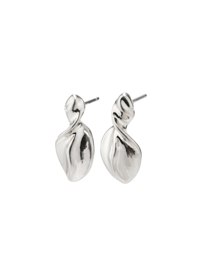 Earring Hollis Silver Plated - 632036013