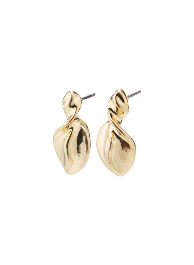 Earring Hollis Gold Plated - 632032013