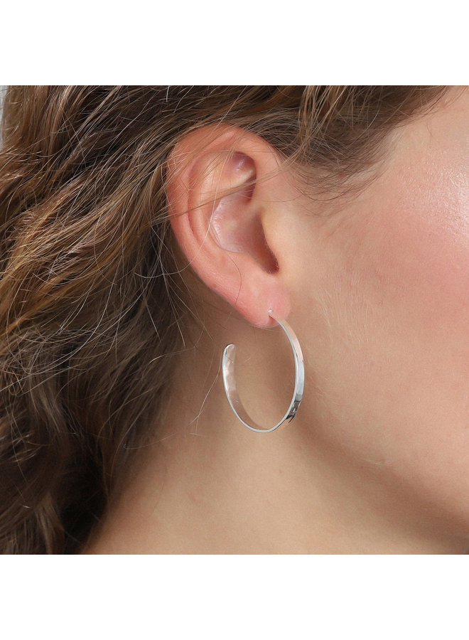 Earring Bella Silver Plated - 631816013