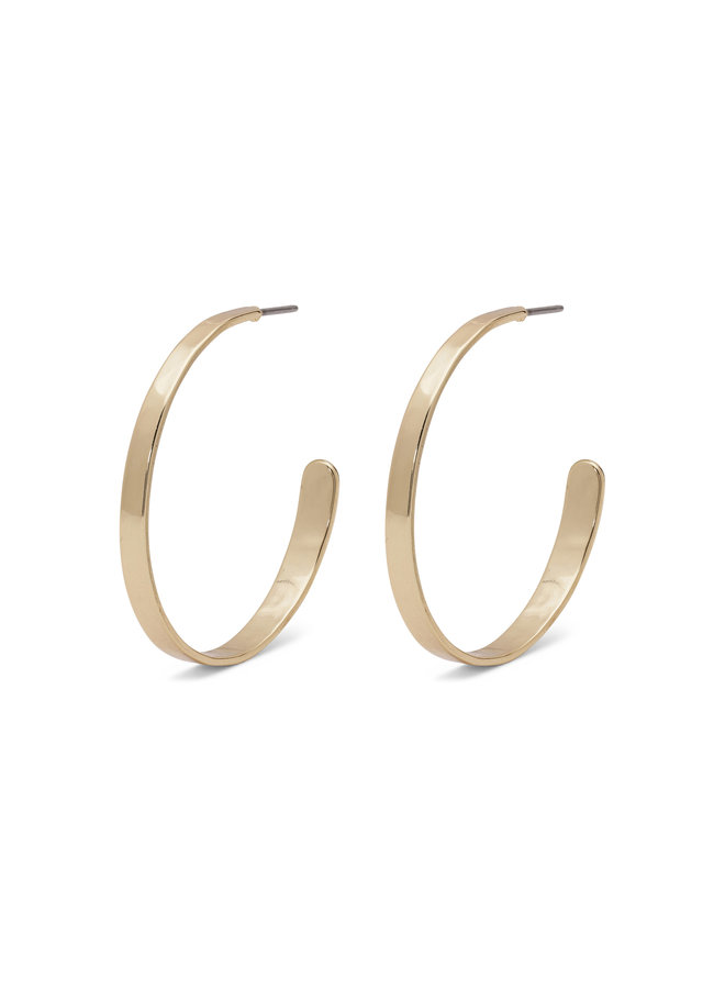 Earring Bella Gold Plated - 631812013