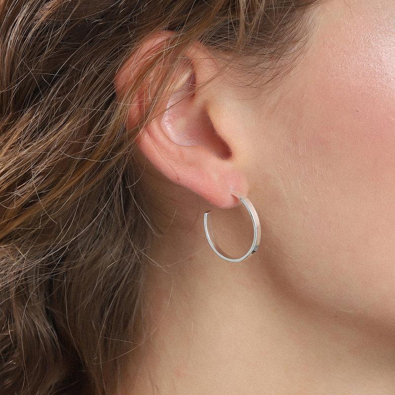 Pilgrim Earring Bella Silver Plated - 631816003