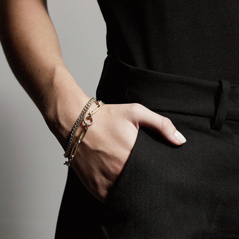Pilgrim Bracelet Sensitivity Gold Plated - 112032002