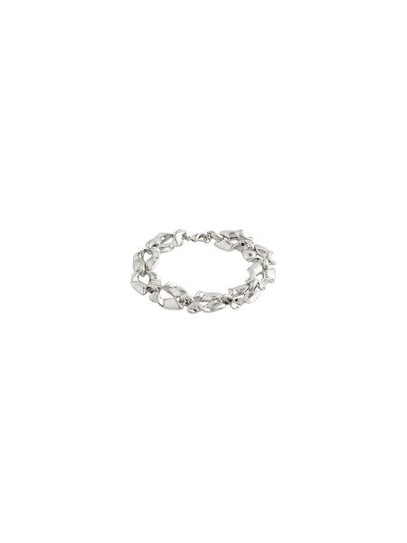 Pilgrim Bracelet Hollis Silver Plated - 632036012