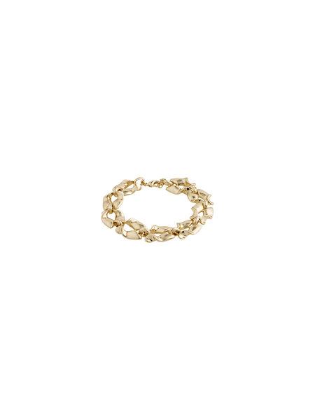 Pilgrim Bracelet Hollis Gold Plated - 632032012