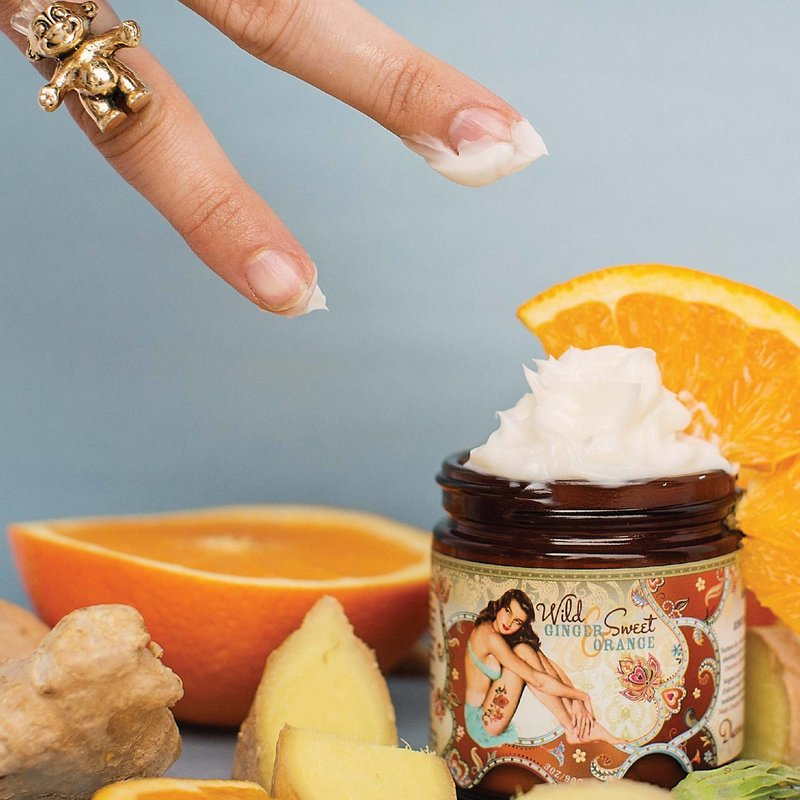 Barefoot Venus Wild Ginger Mini Instant Hand Repair