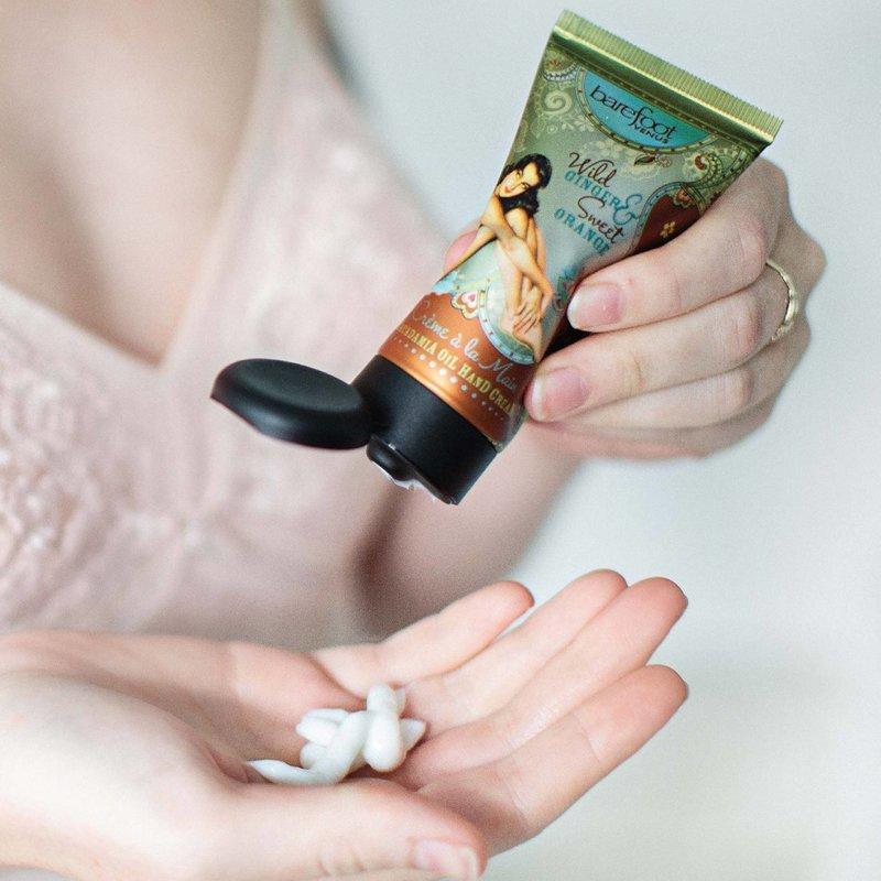 Barefoot Venus Wild Ginger Hand Cream