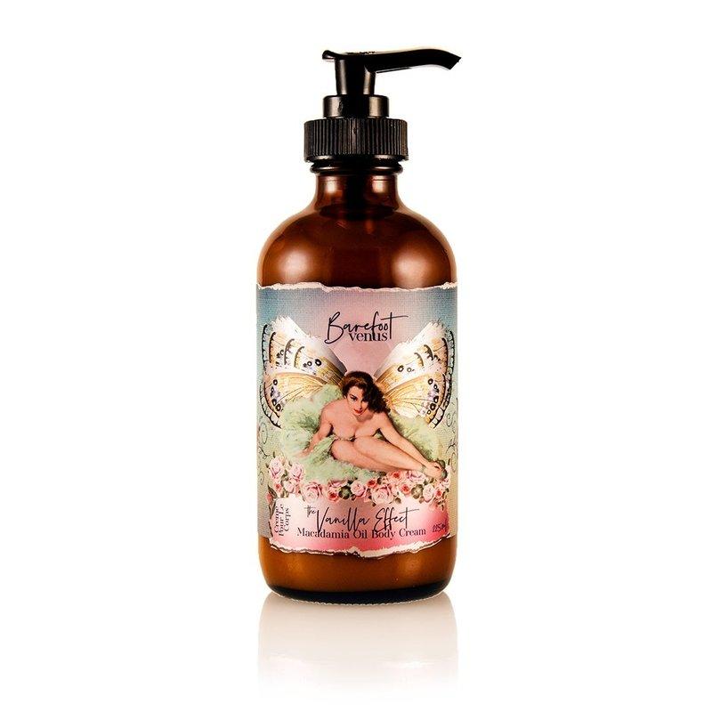Barefoot Venus Vanilla Effects Body Cream