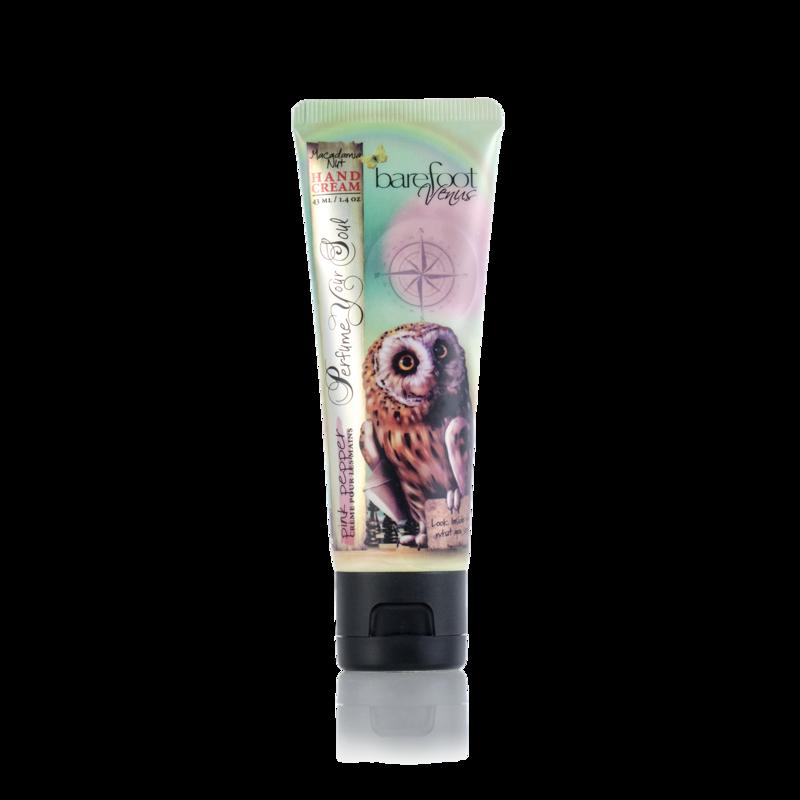 Barefoot Venus Pink Pepper Hand Cream