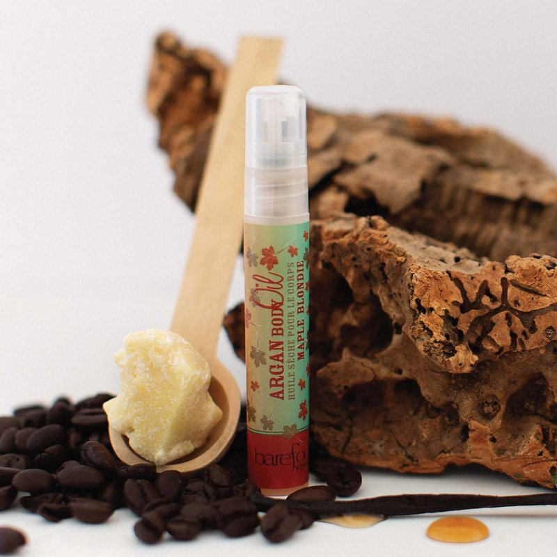 Barefoot Venus Maple Blondie Mini Argan Oil