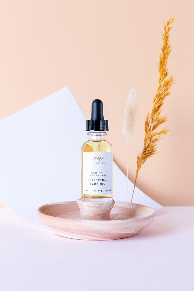OM Organics Rosehip Black Cumin Perfecting Face Oil