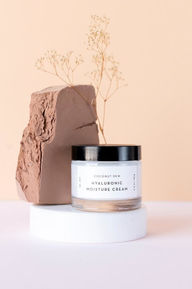 OM Organics Coconut Dew Moisture Cream