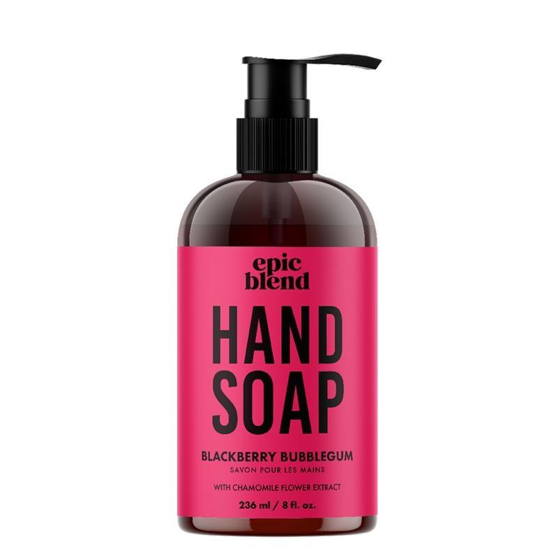 Epic Blend Hand Soap Liquid Balckberry
