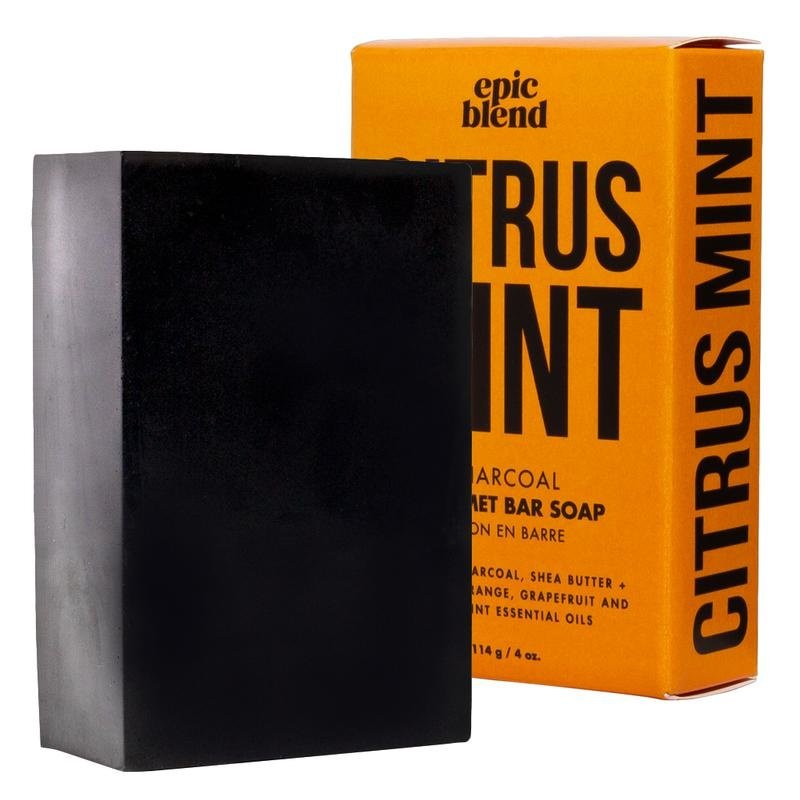 Epic Blend Bar Soap Citrus mint