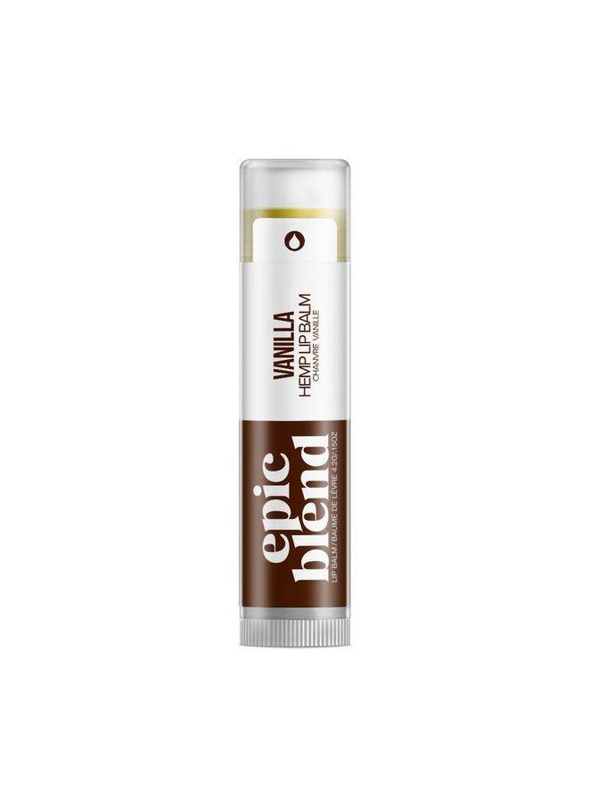 Hemp Lip Balms Vanilla