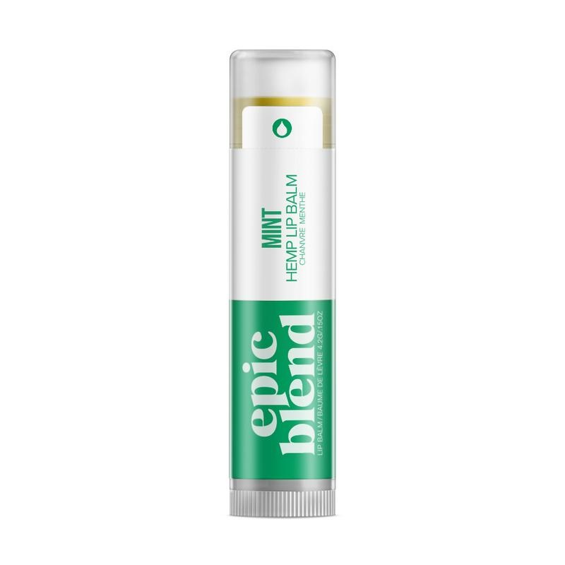 Epic Blend Hemp Lip Balms Mint