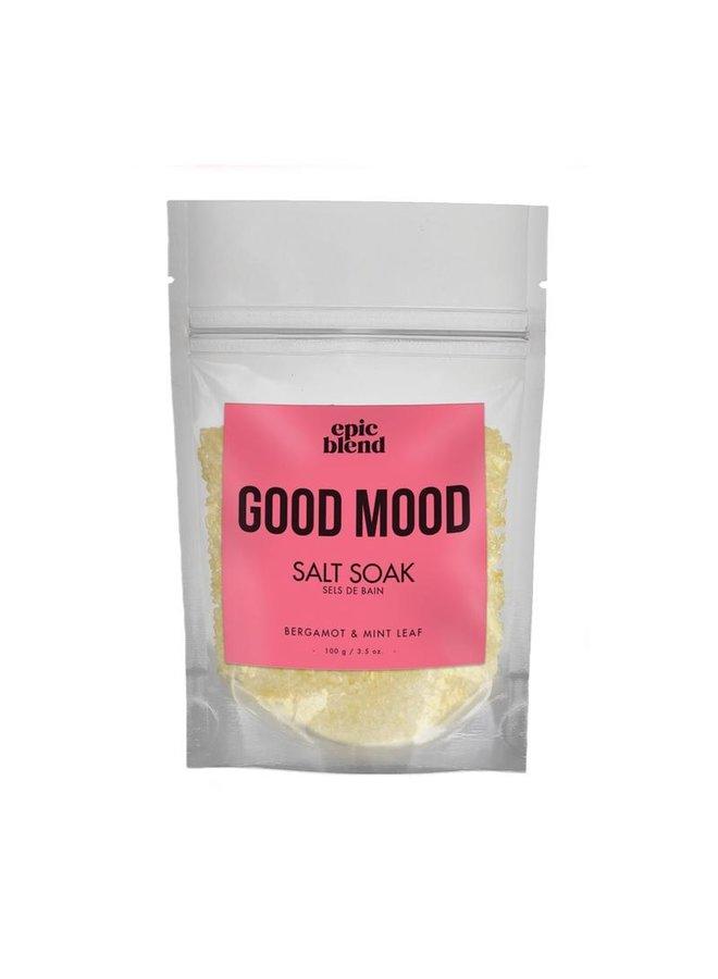 Salt Soak Good Mood 3.5oz