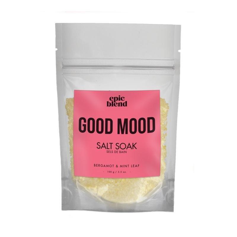 Epic Blend Salt Soak Good Mood 3.5oz
